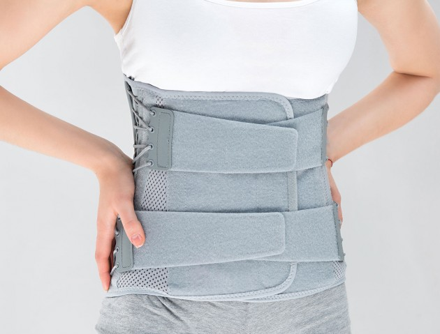 Lace-up Dorso-Lumbar Back Support AM-WSP-03