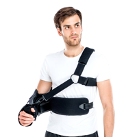 Orthèse articulée d'épaule coude main doigts AM-AO-KG