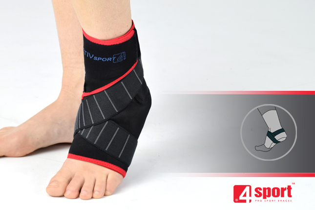 Ankle joint support AM-OSS-04