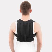 Geradehalter Rückenbandage AM-PES-01
