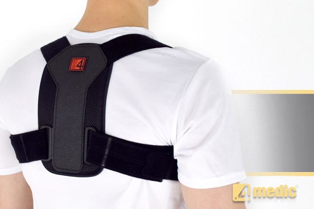 8-shaped posture corrector AM-PES-02