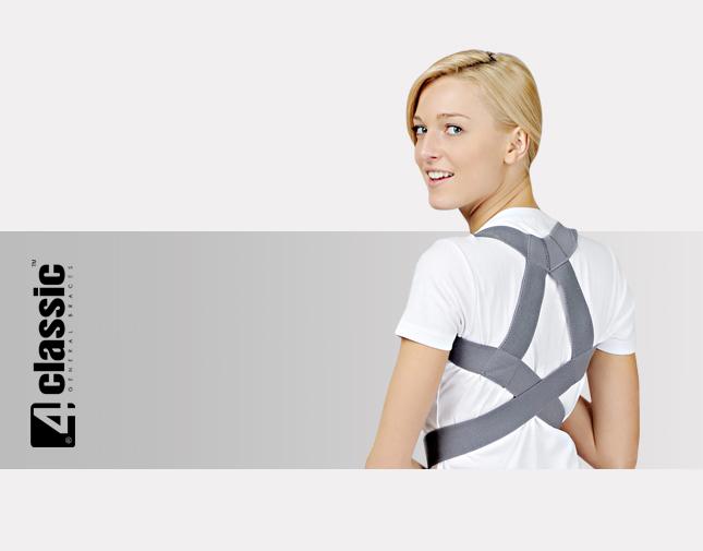 Shoulder brace - posture corrector AM-PES-03