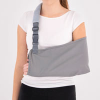 Upper-extremity support AM-SOB-03 GRAY