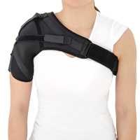 Upper-extremity support AM-SOB