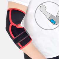 Elbow support AS-L-01