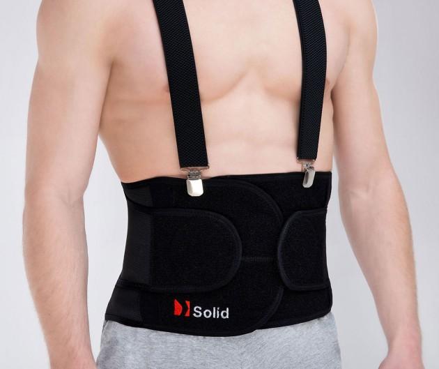 Lumbalbandage Rückenbandage AS-LK
