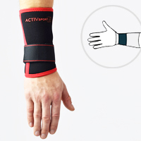Wrist support AS-N