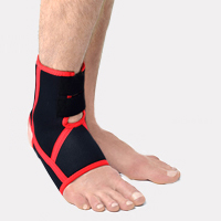 FOOT AND ANKLE ORTHOSIS AS-SS-01