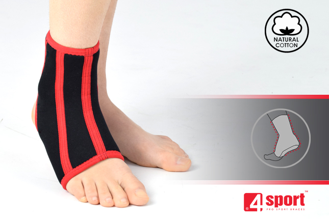 Anatomic ankle brace AS-SS
