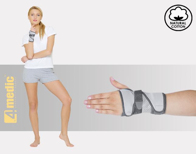 Reinforced wrist stabilization EB-N-01