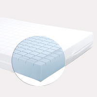 Pressure relief mattress MULTIblock MP-MB-B/B
