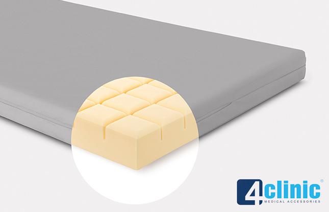 Pressure relief mattress MULTIblock MP-MB-Z/Z