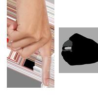 Finger splint STACK