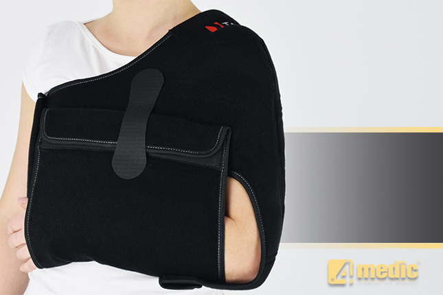 Orthopaedic shoulder immobilizer AM-KOB