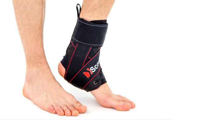 Foot and ankle orthosis AM-OSS-03
