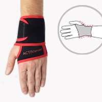 Wrist support AS-N-01