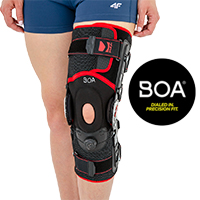 Lower limb support ACL CCA