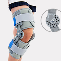 Lower-extremity support AM-KD-DAM/1R