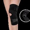 Otwarta orteza stawu kolanowego z szynami bocznymi AM-OSK-O/1