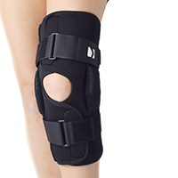 Lower limb support AM-OSK-O/1R