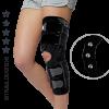 Open lower limb brace with Splints 3 AM-OSK-OL/3