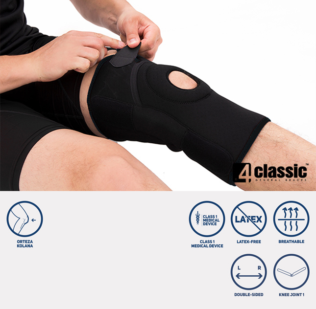 Knee joint brace AM-OSK-Z/1