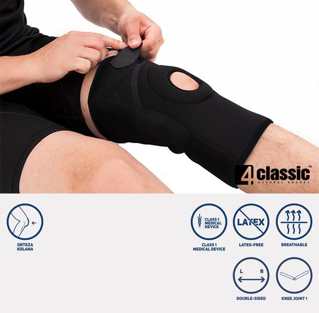 Knee joint brace AM-OSK-Z/1