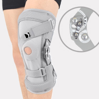 Lower-extremity support AM-OSK-ZJ/2RA