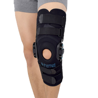 Lower-extremity support AM-OSK-ZL/2R-02