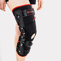 Lower limb support ZL/2RA-ACL/CCA