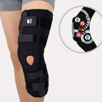 Lower-extremity support AM-OSK-ZL/2RA