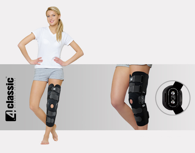 Lower limb brace AM-OSK-ZL/2