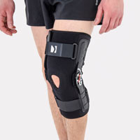 Lower-extremity support AM-OSK-Z/2RA