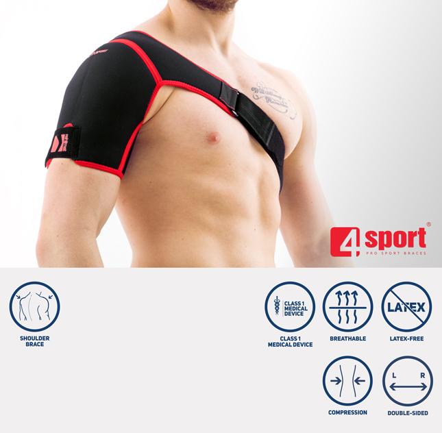 Shoulder brace AS-B