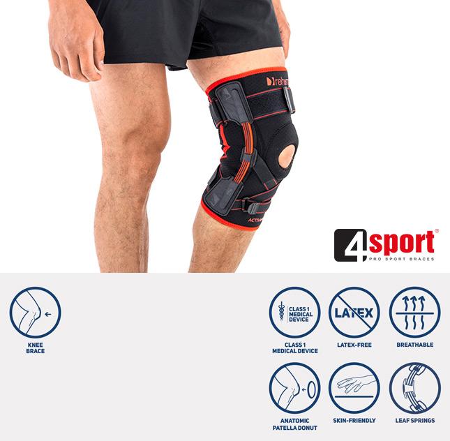 Knee brace AS-SK/A
