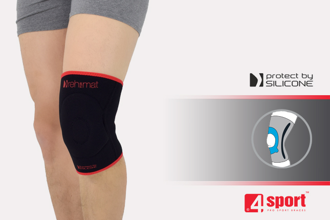 Anatomic knee brace AS-SK