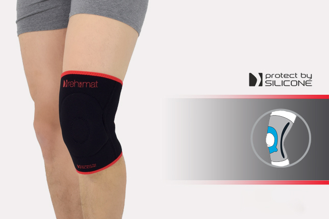Knee orthosis AS-SK