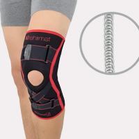 Knee support AS-SKL/F
