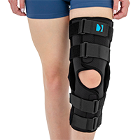 Lower-extremity support AM-OSK-OL/1R