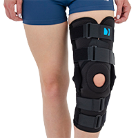 Lower-extremity support AM-OSK-ZL/1R