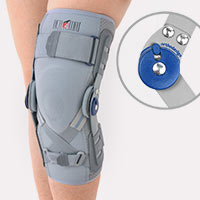 Lower limb support EB-SK/1R GRAY