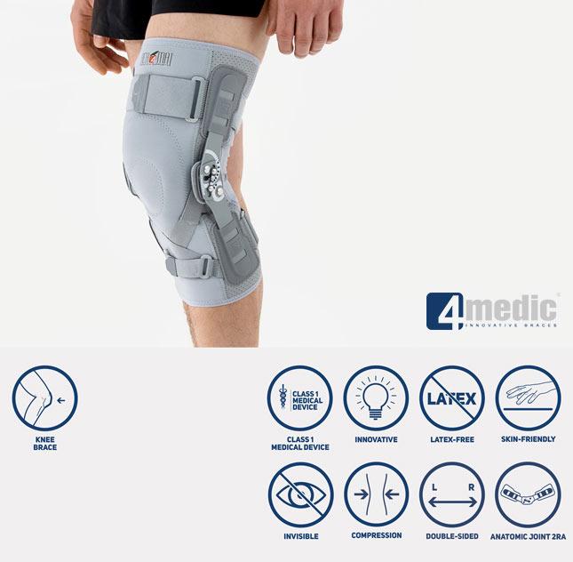 Knee joint brace EB-SK/2RA