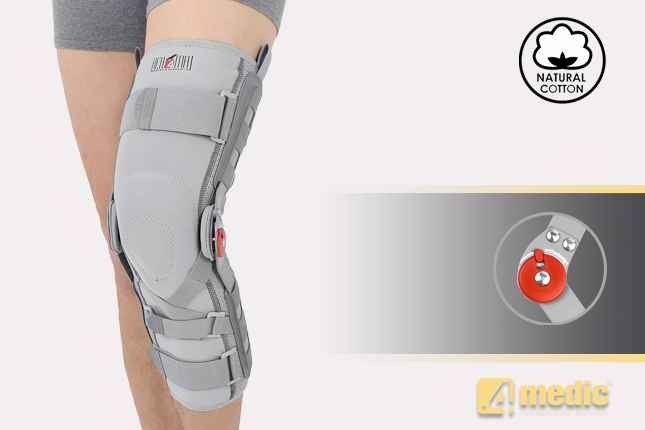 Lower limb brace EB-SKL/1R