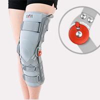 Lower limb support EB-SKL/1R GRAY