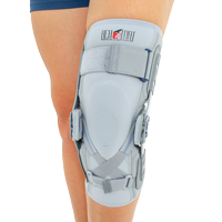 Lower limb support EB-SK/2RA GREY