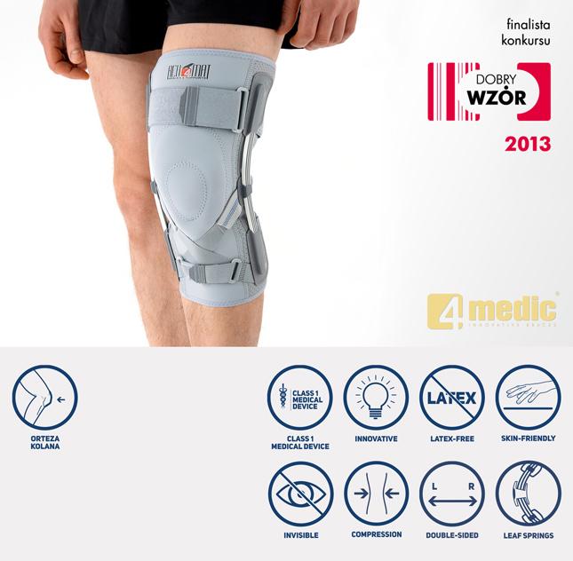 Knee joint brace EB-SK/A