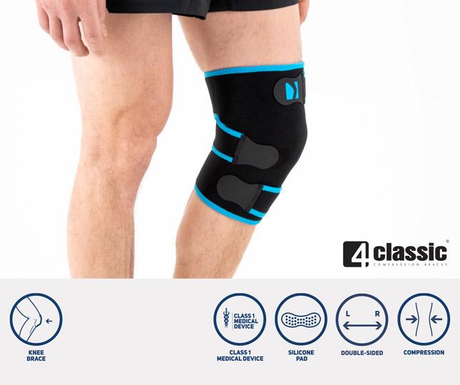 Universal knee joint brace U-SK