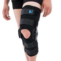 Lower-extremity support AM-OSK-OL/2R