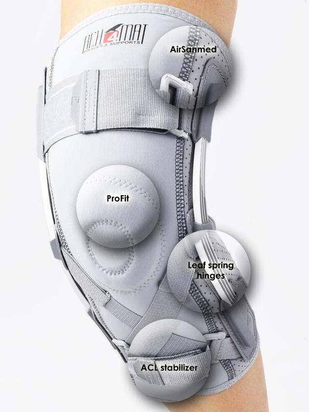 Knee brace EB-SK/A