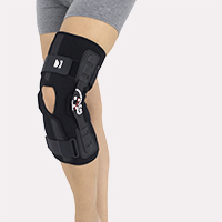Lower-extremity support AM-OSK-O/2RA